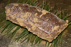 真鯛のヘシコ